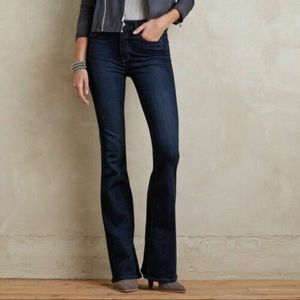 PAIGE High Rise Bell Canyon Flare Jeans